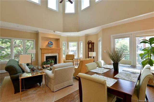 415 N Church Street #315, Charlotte, NC 28202 (#3632334) :: Robert Greene Real Estate, Inc.