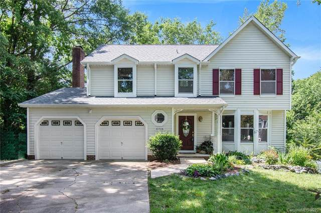 10708 Derry Drive, Charlotte, NC 28262 (#3632400) :: Carlyle Properties