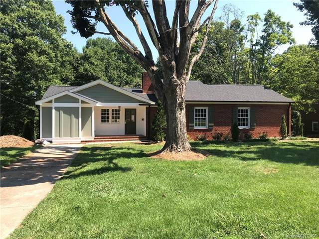 436 Summit Avenue, Statesville, NC 28677 (#3632406) :: Keller Williams South Park