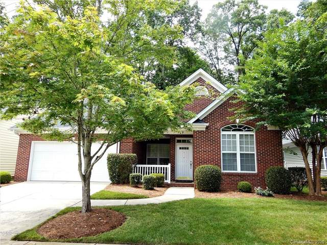 627 Ridgely Green Drive, Pineville, NC 28134 (#3632437) :: Homes with Keeley | RE/MAX Executive