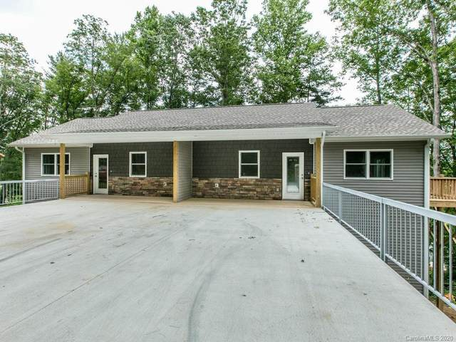1896 Upper Ridgewood Boulevard A, Hendersonville, NC 28791 (#3632463) :: Carlyle Properties