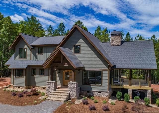 1009 River Club Drive, Morganton, NC 28655 (#3632506) :: Rinehart Realty