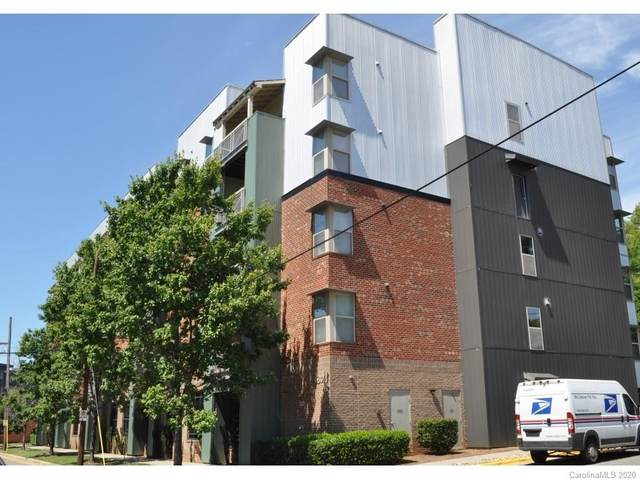630 Calvert Street #209, Charlotte, NC 28208 (#3632534) :: Robert Greene Real Estate, Inc.