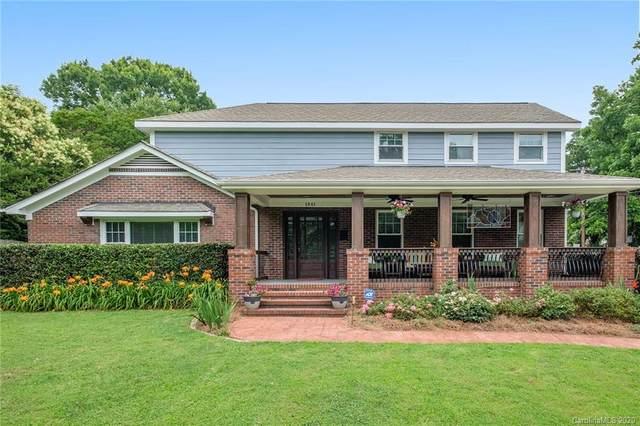 1841 Mecklenburg Avenue #20, Charlotte, NC 28205 (#3632567) :: BluAxis Realty