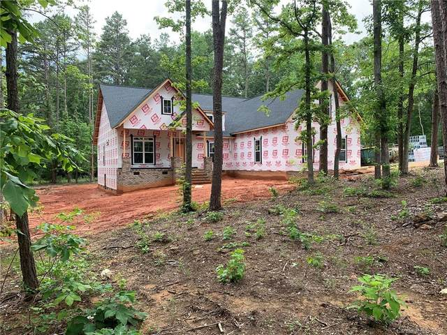 00 Jim Sossoman Road Lot 1, Midland, NC 28107 (#3632633) :: Stephen Cooley Real Estate Group