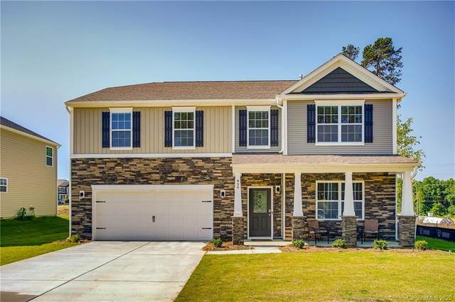 920 Rock Haven Drive, Charlotte, NC 28216 (#3632679) :: Stephen Cooley Real Estate Group