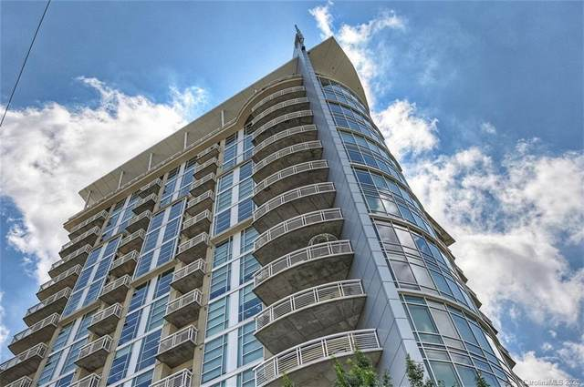 505 E 6th Street #809, Charlotte, NC 28202 (#3632698) :: LePage Johnson Realty Group, LLC