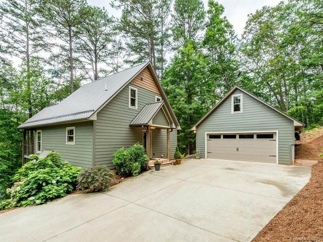 4 Queen Bee Trail, Asheville, NC 28806 (#3632765) :: MartinGroup Properties