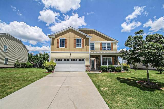 1016 Gwinmar Road, Indian Trail, NC 28079 (#3632771) :: Rinehart Realty