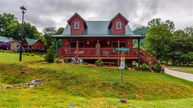 19 Meandering Way, Maggie Valley, NC 28751 (#3632814) :: TeamHeidi®