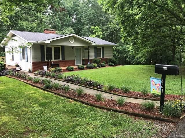 461 Woodmen Avenue, Norwood, NC 28128 (#3632846) :: Carlyle Properties