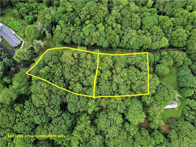 00 Eagle View Circle Lots 6 & 18, Waynesville, NC 28786 (#3632934) :: High Performance Real Estate Advisors