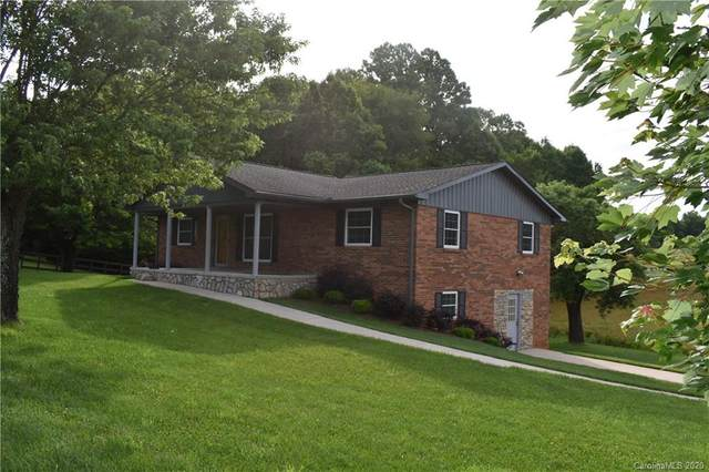 1681 Zion Hill Road, Marion, NC 28752 (#3632961) :: Homes Charlotte