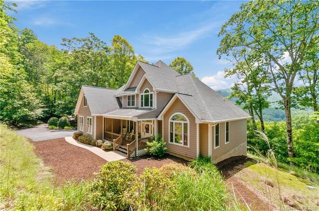 897 Presidential Drive, Waynesville, NC 28786 (#3633027) :: DK Professionals Realty Lake Lure Inc.