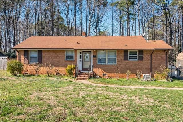 3609 Sudbury Road, Charlotte, NC 28205 (#3633067) :: Robert Greene Real Estate, Inc.