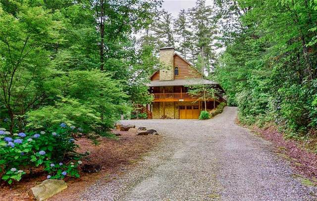 1563 Fairway Drive L-42, Lake Toxaway, NC 28747 (#3633084) :: LePage Johnson Realty Group, LLC