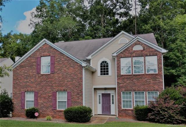 1235 Brecken Court, Kannapolis, NC 28081 (#3633110) :: Robert Greene Real Estate, Inc.