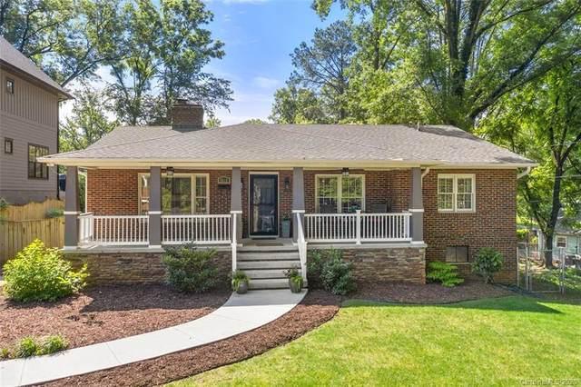 2512 Yadkin Avenue, Charlotte, NC 28205 (#3633119) :: Austin Barnett Realty, LLC
