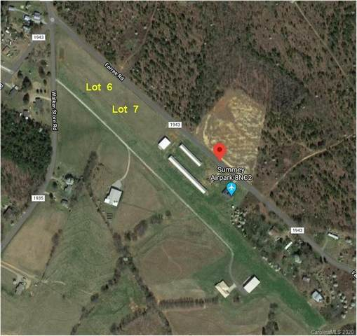 0 Ferree Road #6, Ellenboro, NC 28040 (#3633161) :: Robert Greene Real Estate, Inc.