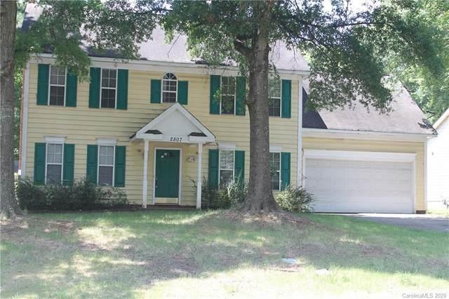 2807 Hosta Drive, Charlotte, NC 28269 (#3633272) :: Robert Greene Real Estate, Inc.