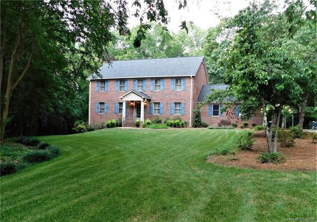 1611 Bellamy Circle, Albemarle, NC 28001 (#3633287) :: High Performance Real Estate Advisors