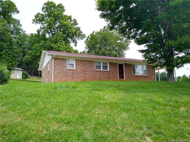 2406 Nix Creek Road, Marion, NC 28752 (#3633304) :: Homes Charlotte