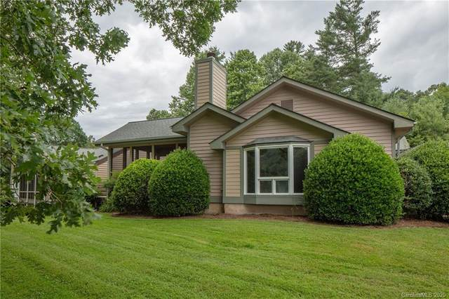 217 Winding Meadows Drive, Flat Rock, NC 28731 (#3633335) :: Caulder Realty and Land Co.