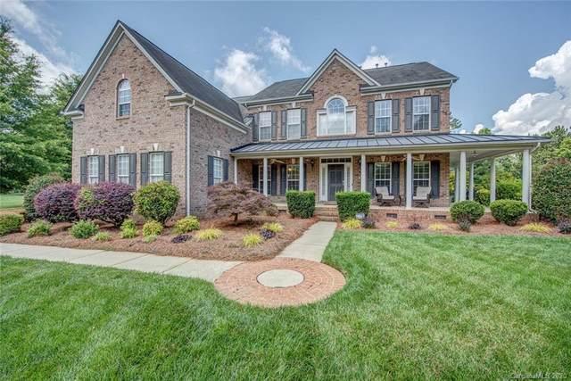 2501 Holly Oak Lane, Gastonia, NC 28056 (#3633396) :: LePage Johnson Realty Group, LLC