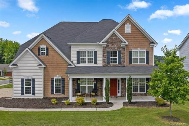 2380 Fairport Drive, Concord, NC 28025 (#3633401) :: MartinGroup Properties