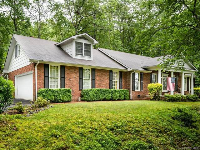 1 Dogwood Glen Circle, Etowah, NC 28729 (#3633462) :: Stephen Cooley Real Estate Group