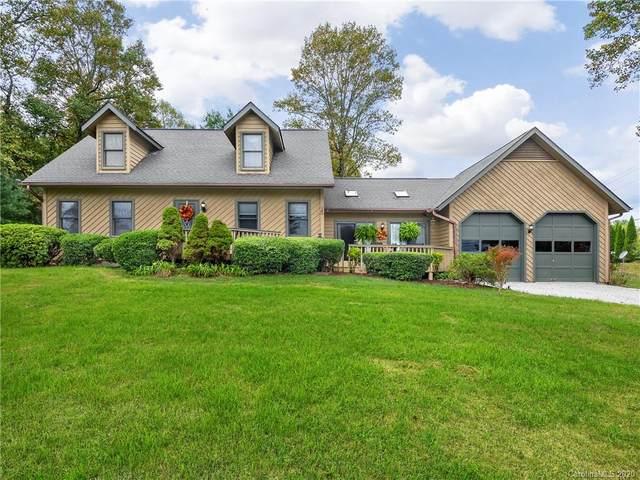 100 Forest Park Drive, Hendersonville, NC 28792 (#3633470) :: Rinehart Realty