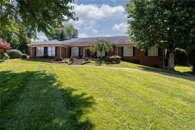 2703 Lakeview Drive, Lenoir, NC 28645 (#3633477) :: Austin Barnett Realty, LLC