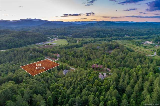 V/L Sunset Creek Lane #123, Lenoir, NC 28645 (#3633489) :: MartinGroup Properties
