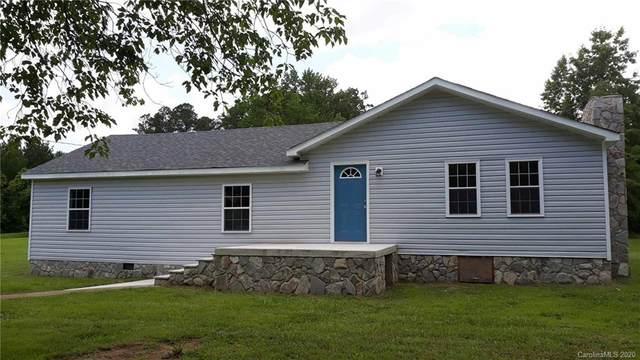 510 Wadesboro Boulevard S, Mount Gilead, NC 27306 (#3633557) :: Rowena Patton's All-Star Powerhouse