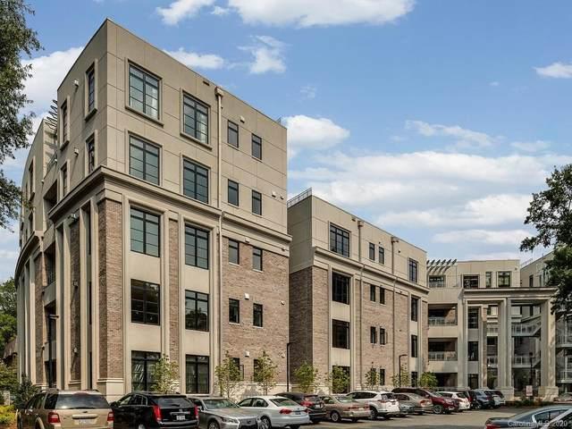 1333 Queens Road E2, Charlotte, NC 28207 (#3633567) :: MartinGroup Properties