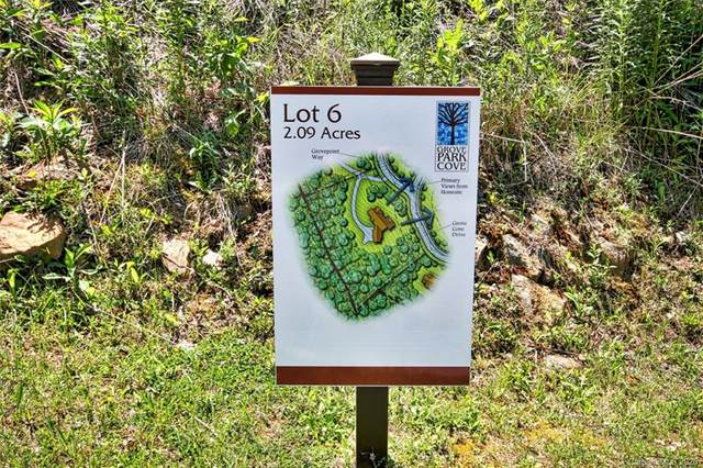 8 Grovepoint Way Lot 6, Asheville, NC 28804 (#3633580) :: Rinehart Realty