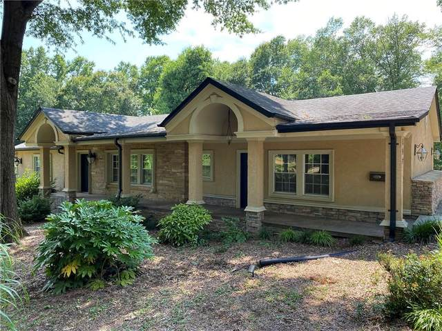 809 3rd Avenue NW, Hickory, NC 28601 (#3633604) :: LePage Johnson Realty Group, LLC
