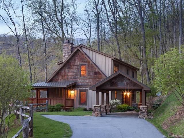 127 Falls Crossing, Burnsville, NC 28714 (#3633605) :: MartinGroup Properties