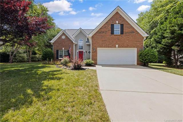 323 Tally Ho Drive, Indian Trail, NC 28079 (#3633727) :: Carlyle Properties