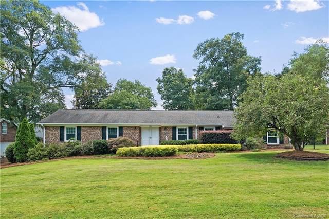 124 Benbow Lane, Charlotte, NC 28214 (#3633901) :: Robert Greene Real Estate, Inc.