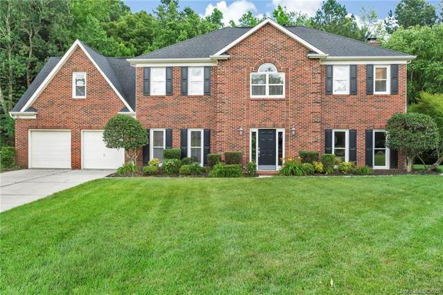 9663 Thorn Blade Drive, Charlotte, NC 28270 (#3633903) :: Stephen Cooley Real Estate Group