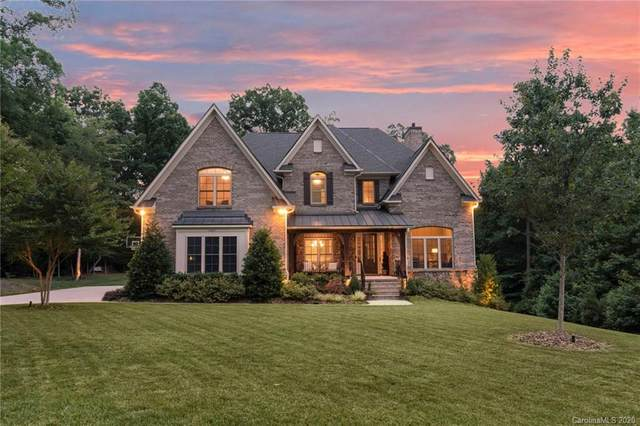 1605 Hawkstone Drive, Waxhaw, NC 28173 (#3633948) :: Besecker Homes Team