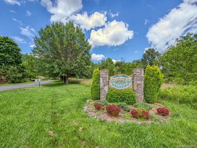 Lot #18R Mosa Drive, Waynesville, NC 28786 (#3633967) :: Keller Williams Professionals