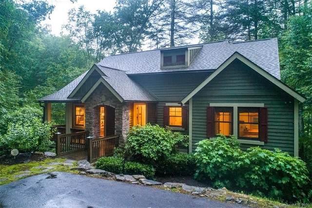 90 Woodbridge Drive, Tuckasegee, NC 28783 (#3633989) :: Stephen Cooley Real Estate Group