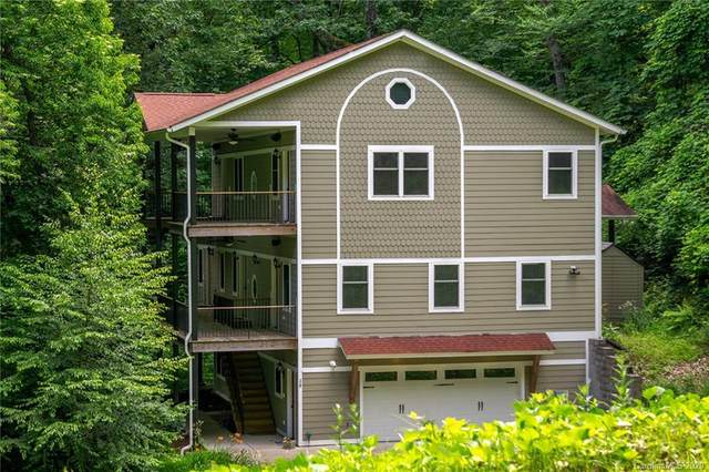 28 Rhododendron Road, Black Mountain, NC 28711 (#3634011) :: Stephen Cooley Real Estate Group