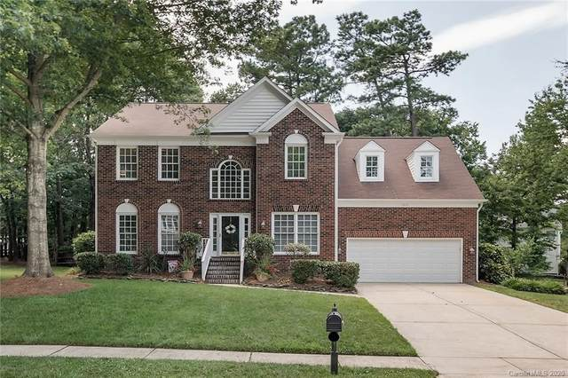 7631 Tarland Lane #24, Charlotte, NC 28269 (#3634087) :: Odell Realty