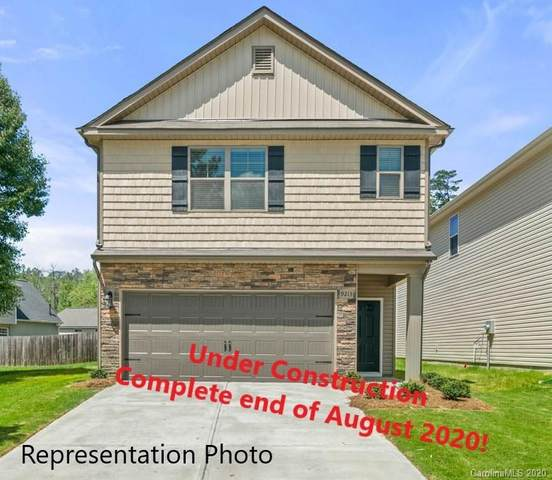 2819 Ainsley Greens Lane #4, Charlotte, NC 28214 (#3634104) :: Carlyle Properties