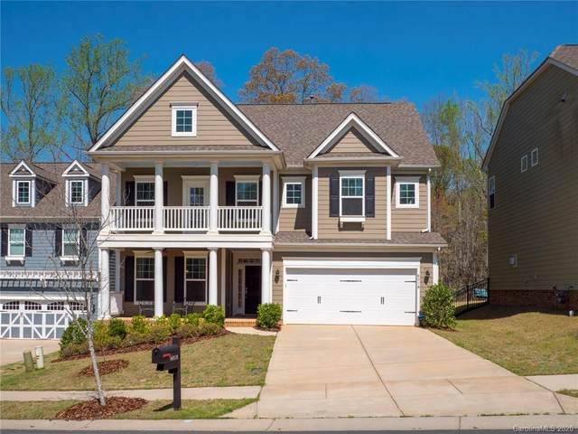 6018 Fallondale Road, Waxhaw, NC 28173 (#3634124) :: Besecker Homes Team