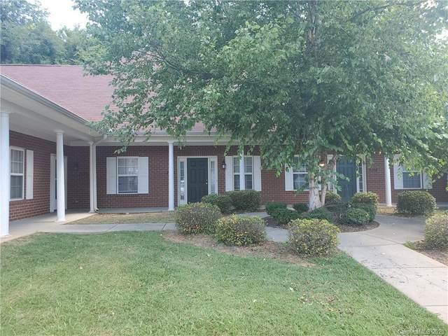 7120 Somerset Springs Drive B, Charlotte, NC 28262 (#3634149) :: High Performance Real Estate Advisors
