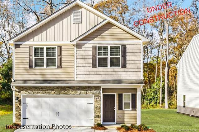 1009 Ainsley Creek Drive #72, Charlotte, NC 28214 (#3634151) :: Carlyle Properties